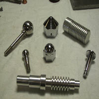 Custom Machined Parts with Lathe