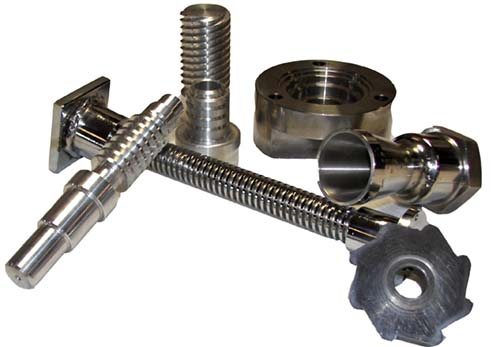 Industrial Threaded Parts